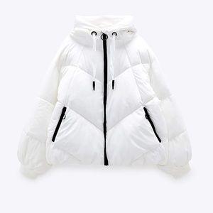 Water Repellent Puffer Jacket